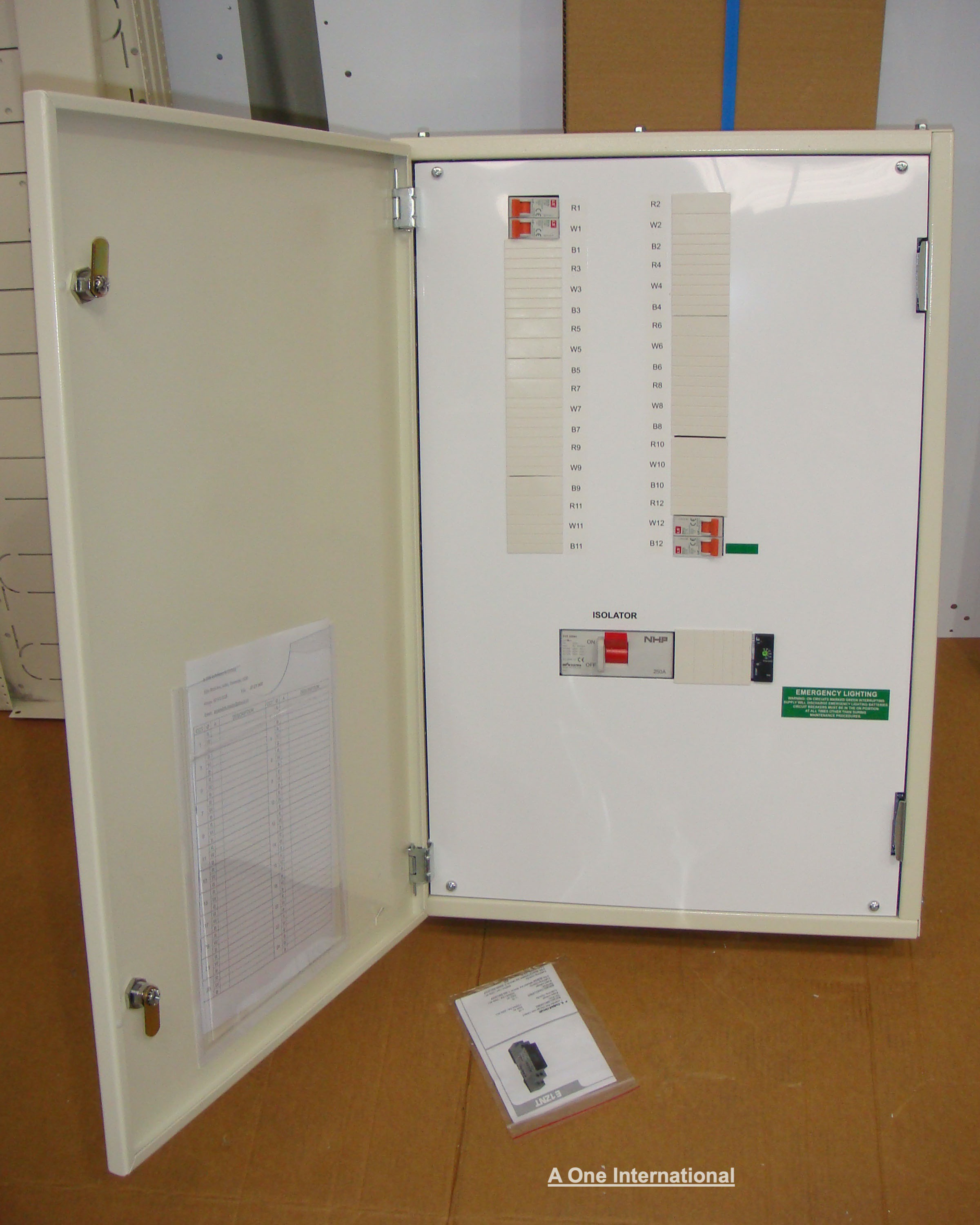 A One International Switchboards Lighting Smart Home Switchboard Wiring Nz Distribution Boards Db